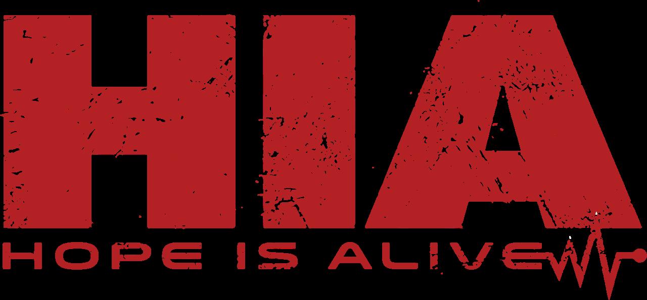 Hope Is Alive Logo