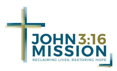 John 3:16 Mission Logo